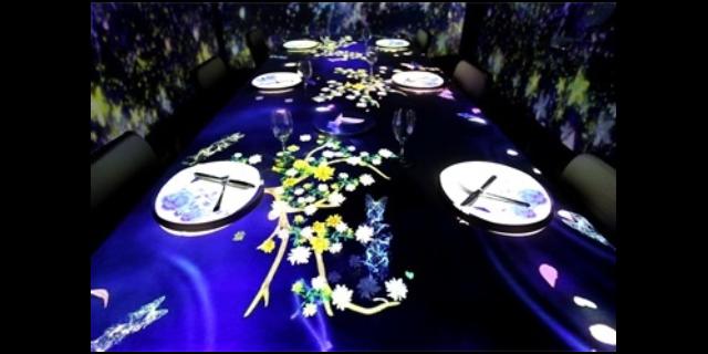 餐厅沉浸式策划商「深圳智飞亚智能科技供应」