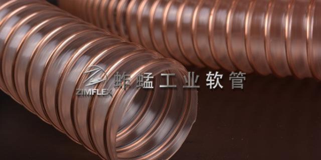 上海吸料PU软管图片「蚱蜢工业软管供应」