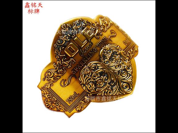 中国金属铭牌做工