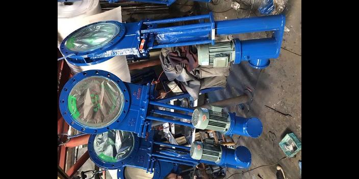台州气动陶瓷插板阀