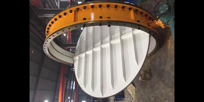 湖州伞齿轮陶瓷插板阀DN200