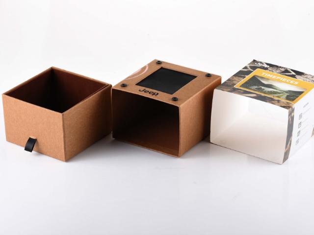 中山白卡纸包装盒订购