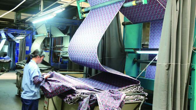 上海灯芯绒面料哪家好 诚信服务 中恒大耀纺织供应