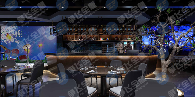 杭州全息餐厅互动「上海争飞实业供应」