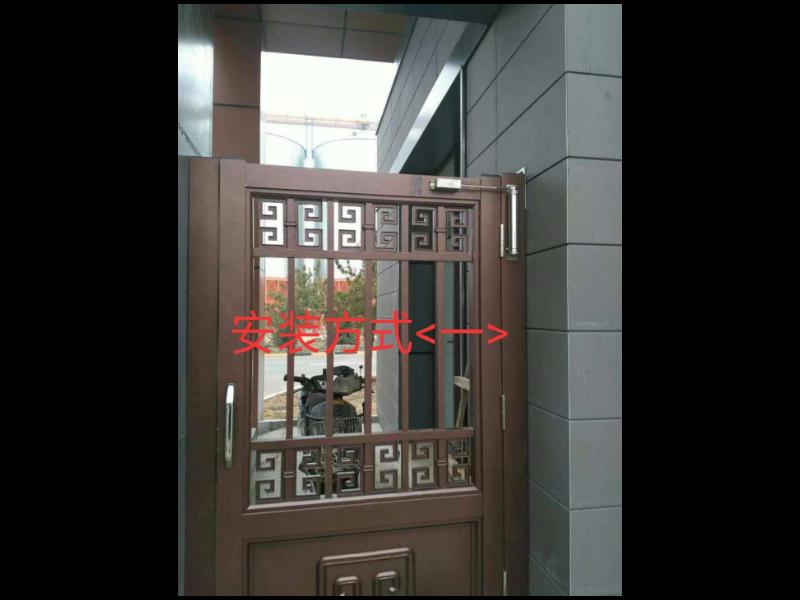 莆田立式闭门器生产销售「许昌正特门控科技供应」