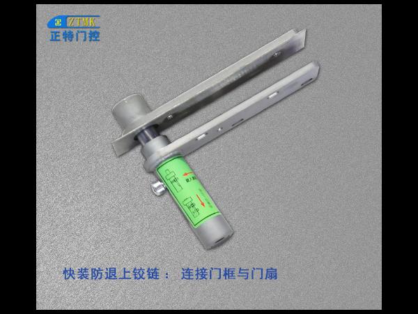 金華中心吊型復位門軸批發采購「許昌正特門控科技供應」