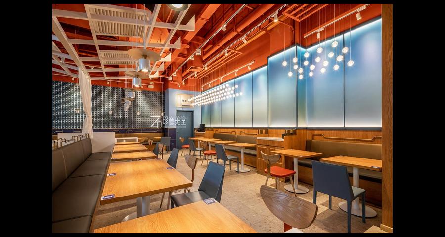 静安区专业餐饮空间设计 值得信赖「深圳市珍意美堂空间设计供应」