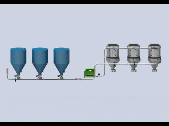 青岛吨袋包装机设计厂家 服务为先 常州智鼎粉体设备供应