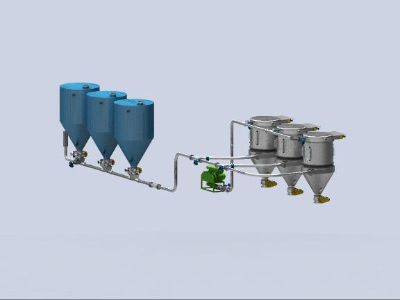 深圳噸袋包裝系統設備銷售廠家