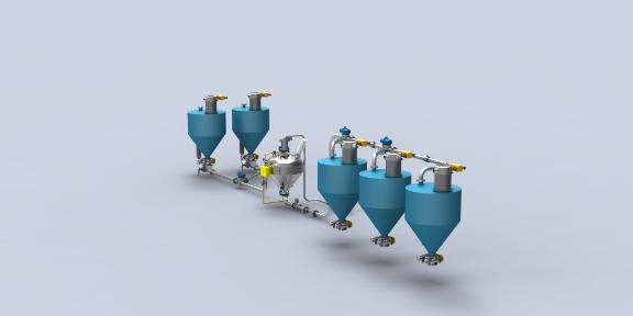 嘉兴自动粉末投料设备报价 欢迎来电 常州智鼎粉体设备供应