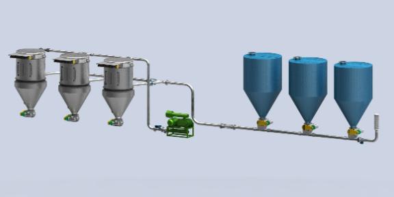 湖南气动真空上料系统供应商 服务为先 常州智鼎粉体设备供应