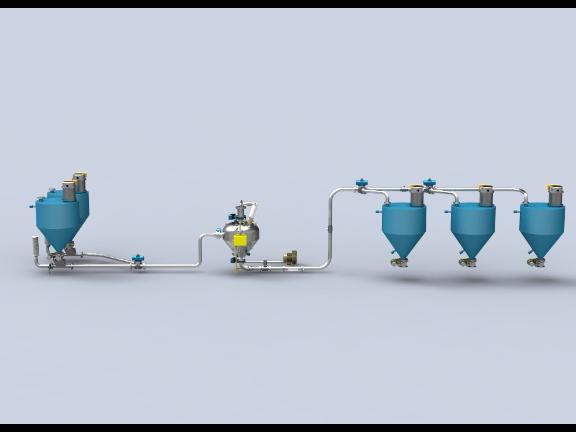 四川气力输送系统生产 欢迎咨询 常州智鼎粉体设备供应