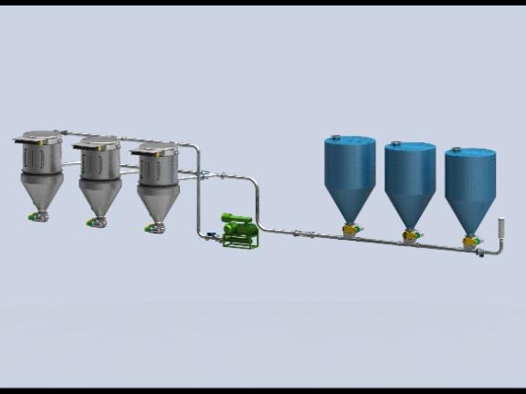 合肥气流输送系统 服务为先 常州智鼎粉体设备供应