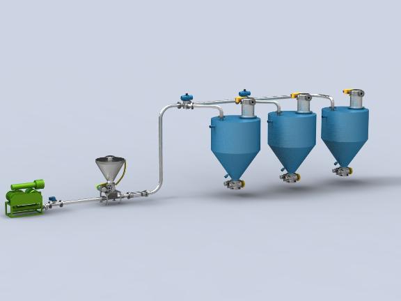 紹興氣流輸送設備 服務為先「常州智鼎粉體設備供應」