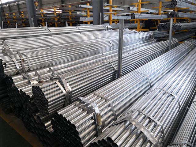 宿州镀锌带钢管加工 诚信服务「杭州致旭钢铁供应」
