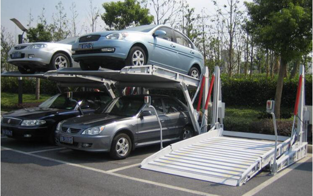 辽宁家用立体停车设备