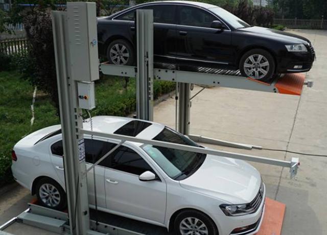 福建立体停车设备
