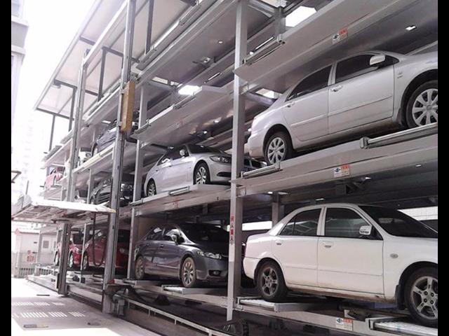 云南立体自动化停车设备价格是多少 创新服务 云南重诚立体停车库设备供应