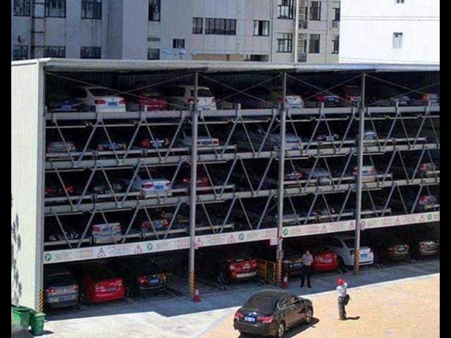 昆明商业中心停车库直租 客户至上 云南重诚立体停车库公司供应