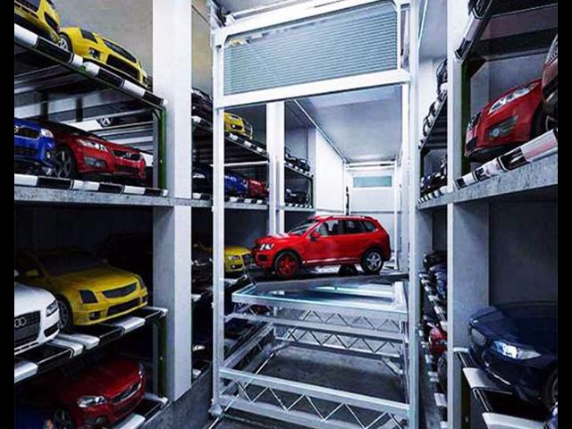 机械式停车设备月租 铸造辉煌「云南重诚立体停车库设备供应」