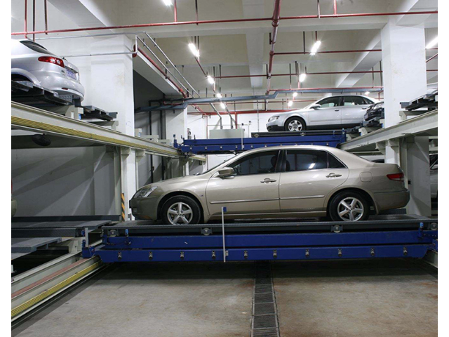 云南两柱立体车库出租 服务至上 云南重诚立体停车库设备供应