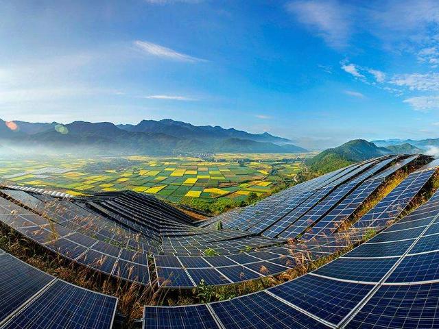 村级光伏电站安装技术方案 欢迎来电「山东中程电力工程供应」