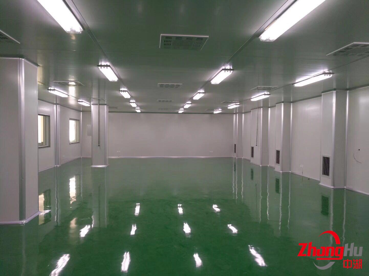 湖北千级净化车间