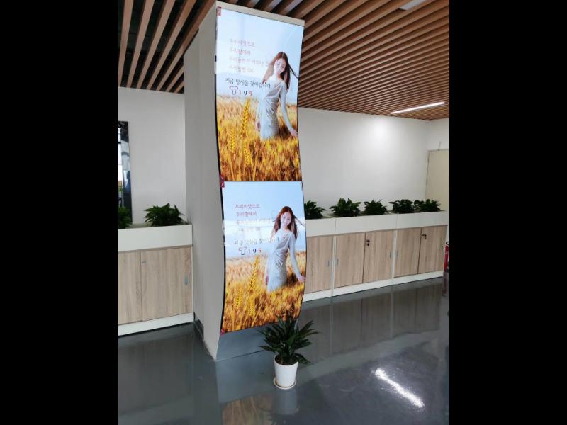 上海广告拼接屏价格