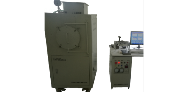 內蒙古動態高溫彈性模量測試儀產品介紹