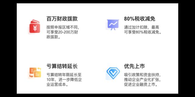上海高新技术企业认定比例 真诚推荐 上海卓迎知识产权代理供应