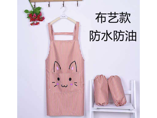 昆明廣告圍裙定做定制價格「云南紫竹工貿圍裙批發供應」