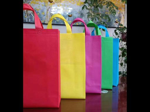 廣告環保袋加工定制「云南紫竹工貿圍裙批發供應」