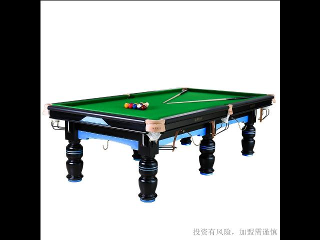 武汉台球俱乐部加盟连锁 铸造辉煌 浙江健英台球供应