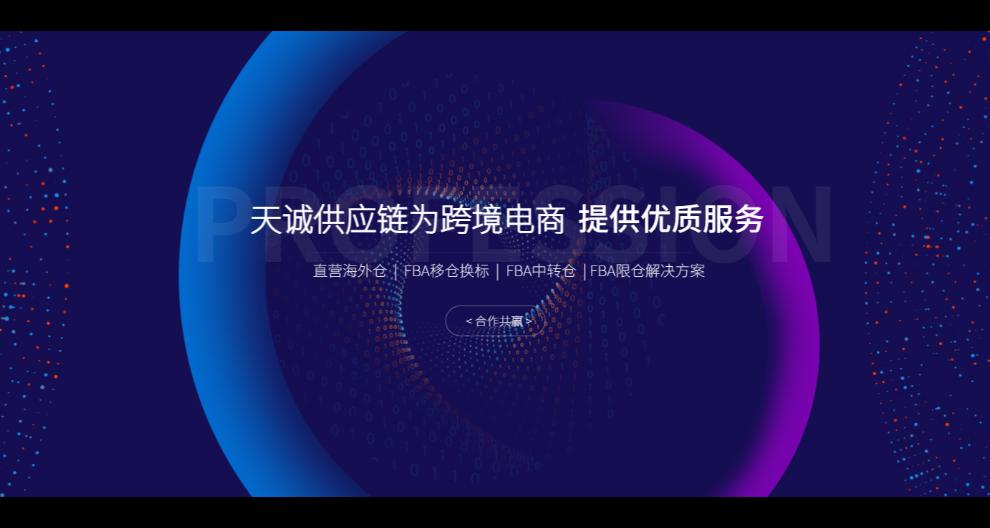 深圳控制FBA库存仓储费用 欢迎咨询 浙江天诚供应链供应