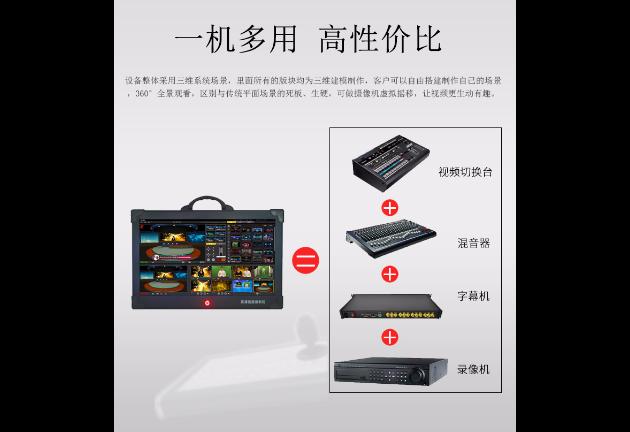 虚拟演播室软件系统生产企业「深圳市中科致远供应」