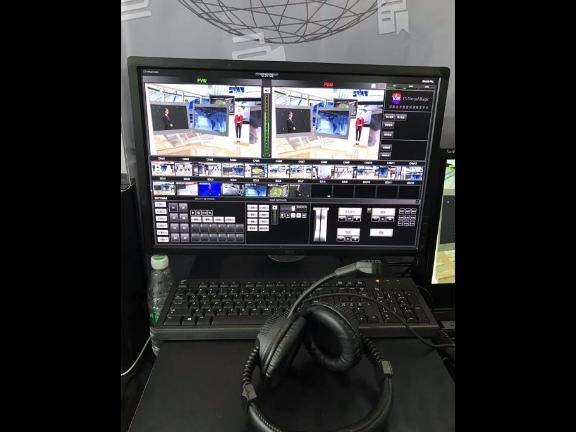 便攜式虛擬演播室多少錢 深圳市中科致遠供應