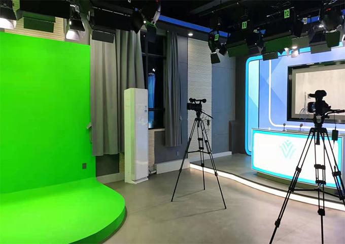 成都3dmax虚拟演播室,虚拟演播室