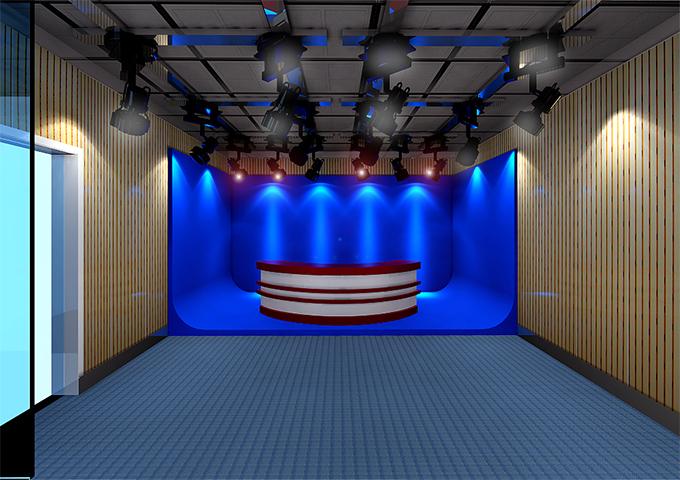 深圳虚拟演播室真三维,虚拟演播室
