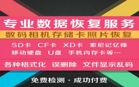 贵州数据恢复服务 服务为先「上海展仑计算机供应」