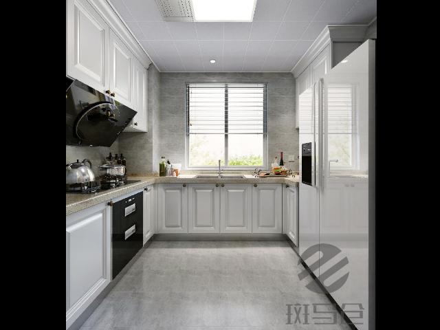 中山一居室室内设计报价 服务为先 中山斑材科技供应