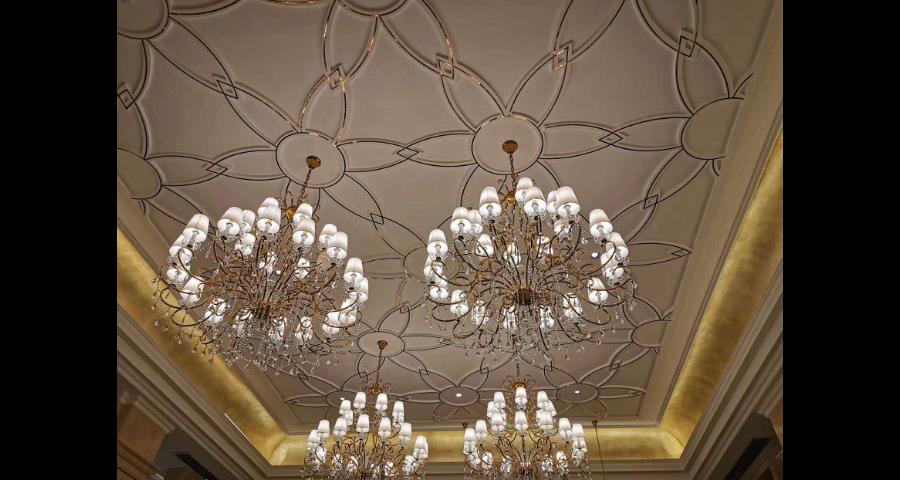 江門酒店燈飾品牌哪家好 歡迎來電「中山市古瑞燈飾供應」