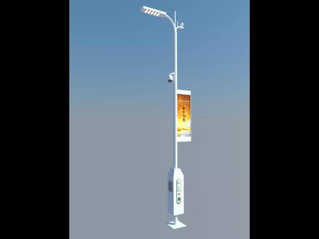 廣東室外5G路燈屏方案 歡迎咨詢「中山市鴻泰智慧顯示科技供應」