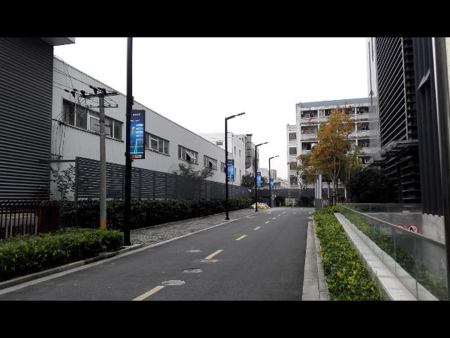 單面5G路燈屏生產廠家 歡迎咨詢 中山市鴻泰智慧顯示科技供應