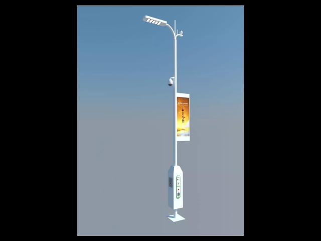 透明5G路灯屏非标定制 真诚推荐 中山市鸿泰智慧显示科技供应