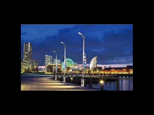 珠海5G路灯屏工程
