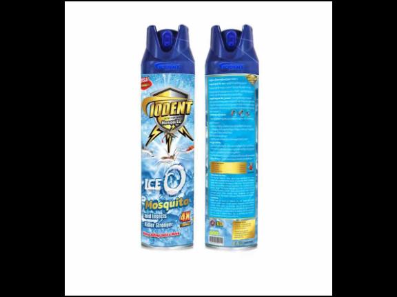 潮州驅蚊氣霧殺蟲劑哪里買 服務為先 中山市凱迪日化制品供應