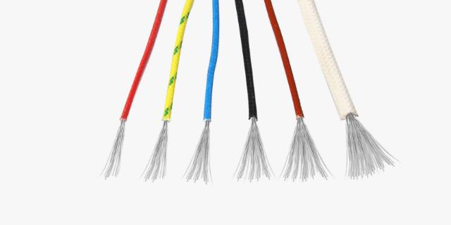 棕色硅胶编织线哪家便宜 铸造辉煌 中山市平旺电器供应