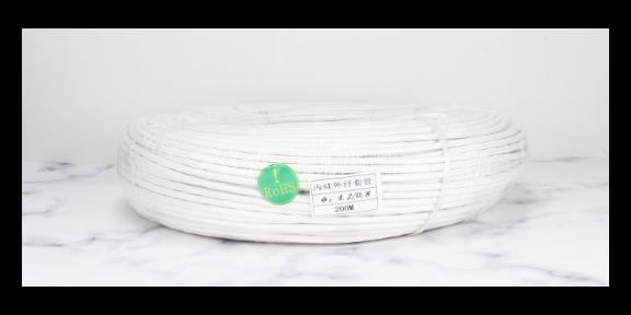 中山白色内胶外纤套管批发报价 推荐咨询 中山市平旺电器供应