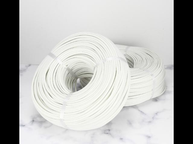 中山白色内胶外纤套管厂家 服务为先 中山市平旺电器供应