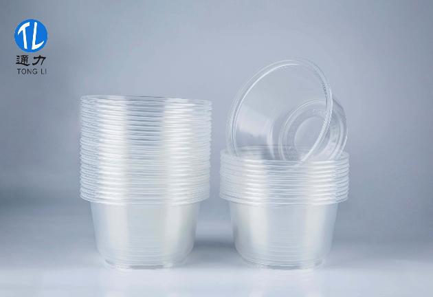 中山包装食品一次性碗厂家 贴心服务 中山市通力塑料制品供应